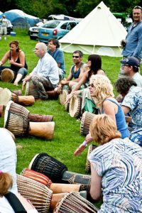 Singing Sticks Didgeridoo Weekend Family friendly camping music event