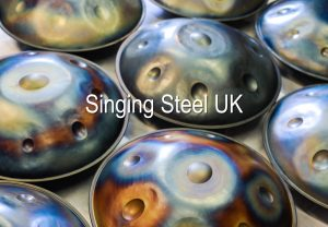 singing steel UK handpan event